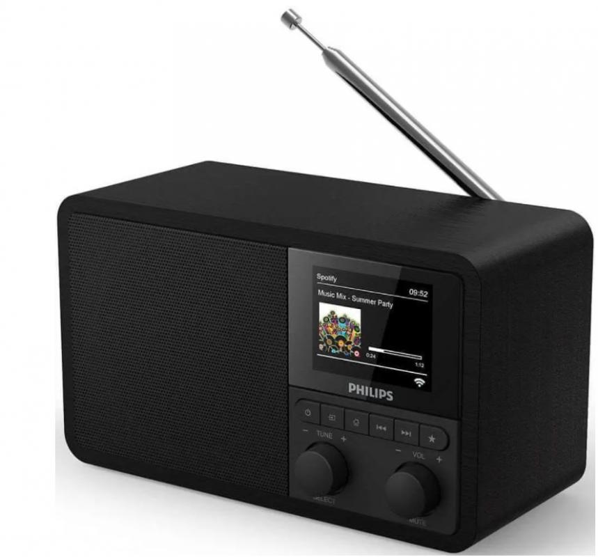 Špionážna kamera v internetovom rádiu - zabudovanie na zákazku