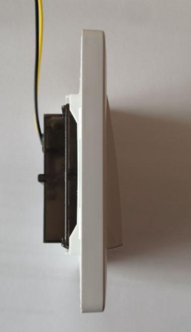 Vnútorné tlačidlo na otváranie dverí Secutek IDR