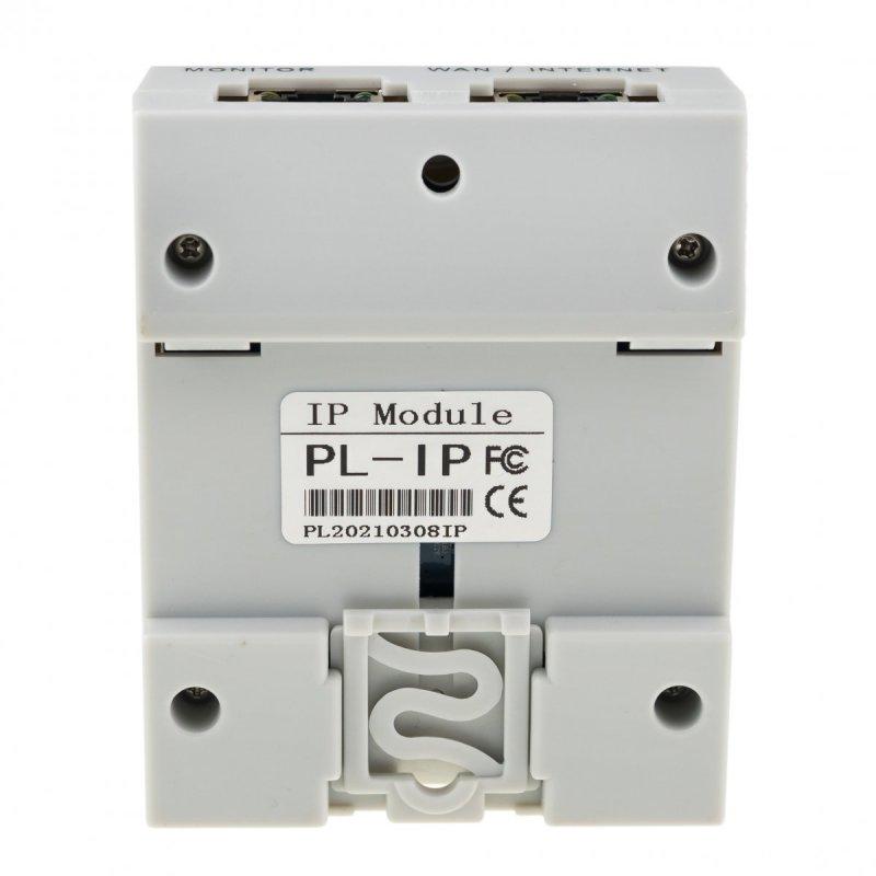 IP Modul pre videozvončeky Secutek PL-IP