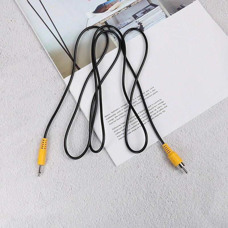 Verbindungsaudiokabel (3,5-mm-Buchse / RCA-Cinch)