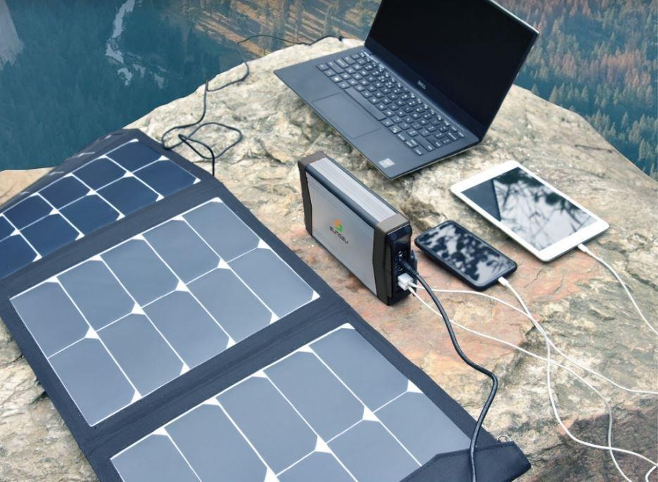Сгъваем соларен панел 65W