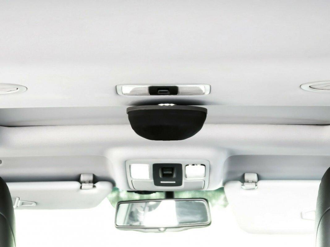 Ultradźwiękowy zagłuszacz podsłuchów 24-avto ze zdalnym sterowaniem