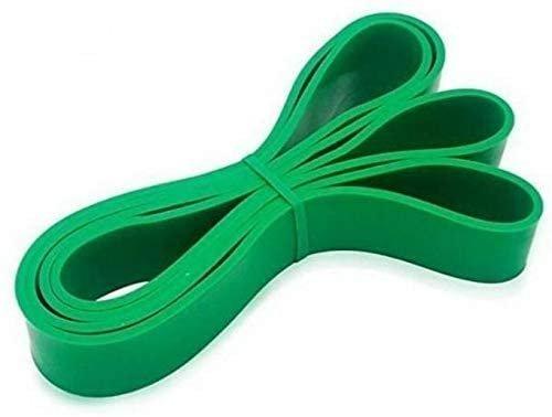 Тренировъчен ластик 15-30кг - 208см, зелен