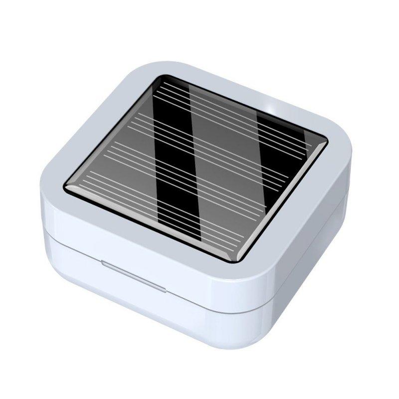 Безжични слушалки със слънчево зареждане Air6 PLUS и кутия за зареждане