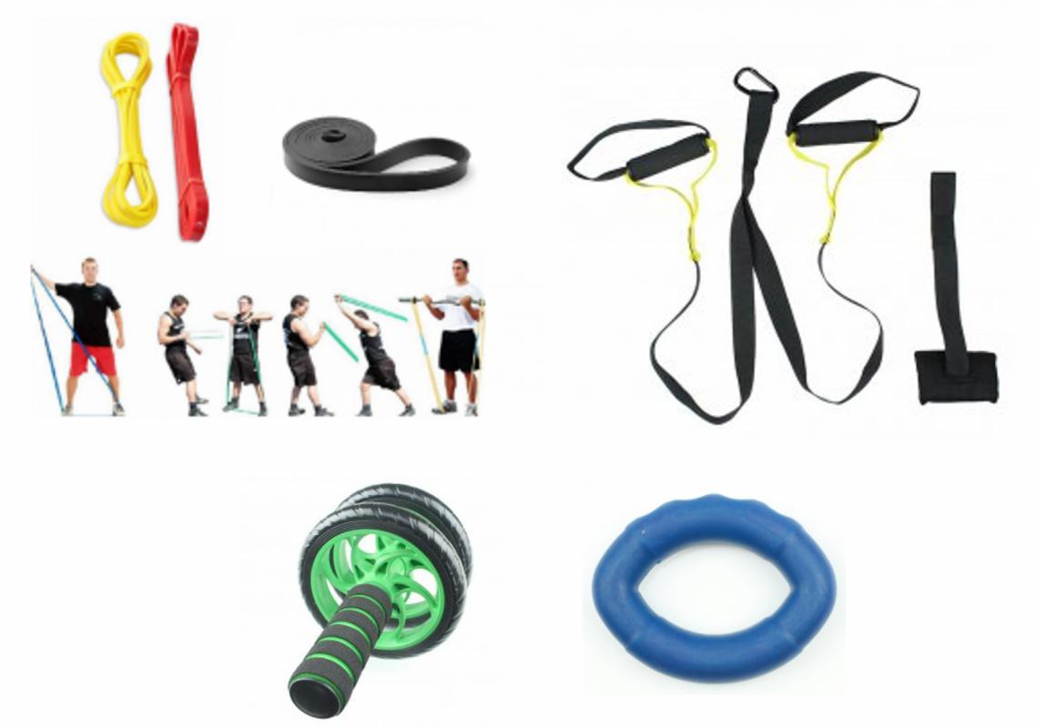 Домашен фитнес комплект Basic