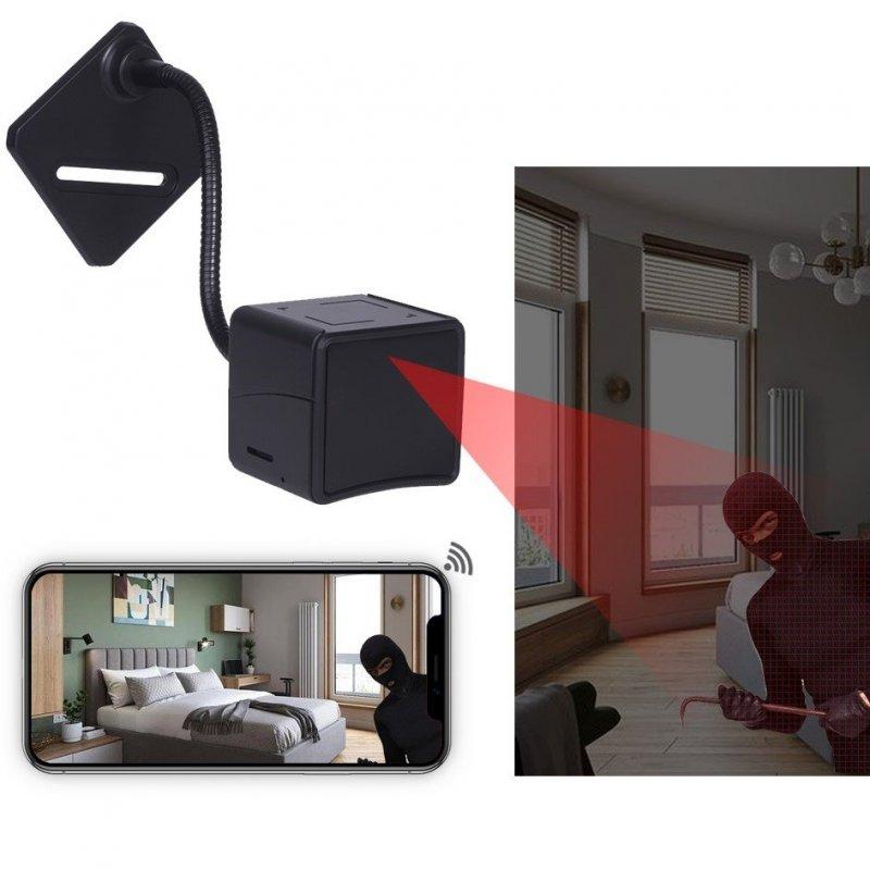 Prenosná WiFi kamera Secutek SAH-IP039-A
