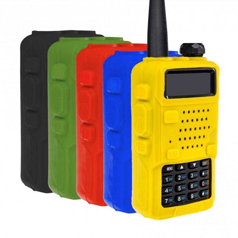 Silikonhülle für Baofeng UV-5R Funkgerät