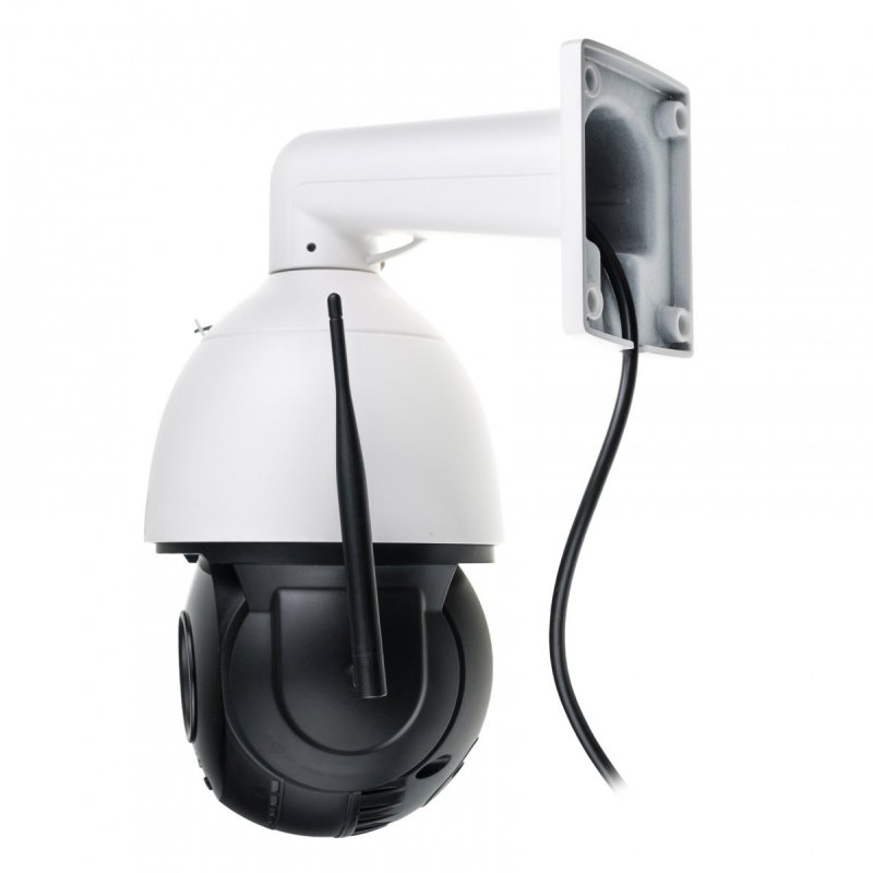 Schwenkbare 4G PTZ IP Kamera Secutek SBS-NC79G-30X