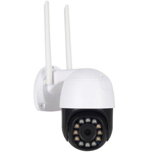 Въртяща се WiFi IP камера Secutek SLG-CQA - 3/5MP