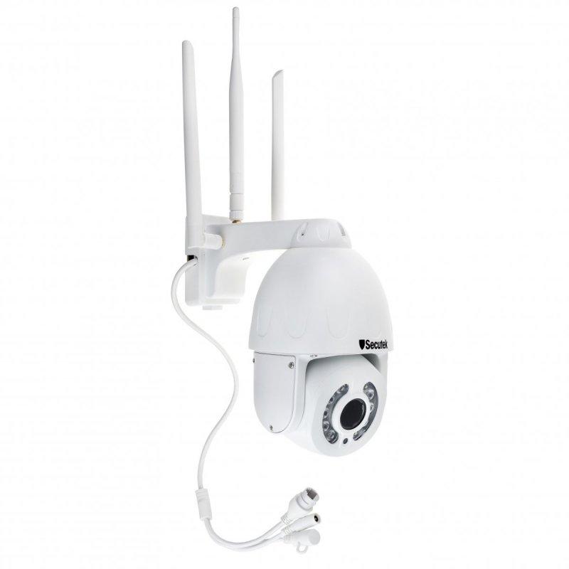 4G PTZ Sicherheitskamera Secutek SBS-NC57G - 2MP, 5x zoom