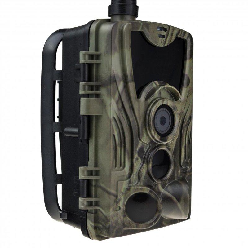 4G LTE Camera de vinatoare Secutek SST-801Pro - 30MP, IP65