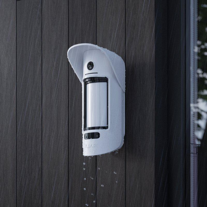 Ajax MotionCam Outdoor white 26074