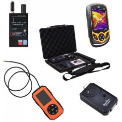 Secutek OTP-03 PRO - lehallgató készülékek észlelésére szolgáló készlet