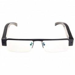 Elegante Brille mit eingebauter HD-Kamera