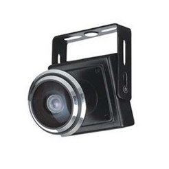 170° široko-úhlá mini CCTV kamera s fisheye objektivem