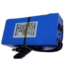 12V 18000mAh dobíjacia lítiová batéria