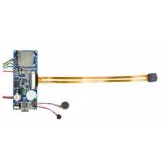 Mini HD kamerový modul s manuálnym ovládaním