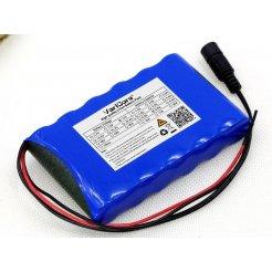 12V 6800mAh dobíjecí lithiová baterie