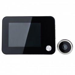 """Digitális ajtókitekintő - 3,5"""" LCD"""