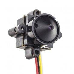 CCTV Minikamera – 520TVL; 0,008 LUX; 90°