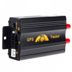 GPS Tracker für festen Anschluss auf die Autobatterie