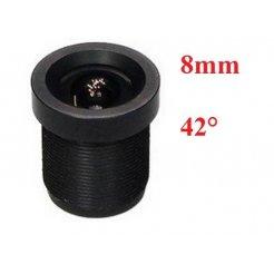 8mm objektiv M12x0.5 - 42°