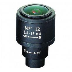2.8 - 12mm varifokální objektiv M12x0.5