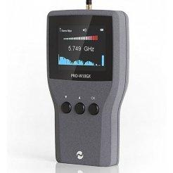 Professzionális rádió jel detektor PRO-W10GX