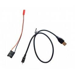 Mini nabíječka pro rychlé nabíjení 3.7V Li-Po baterií