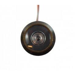 Secutron UltraWide dveřní kukátko s kamerou - 180°