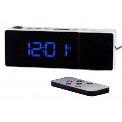 Professzionális ébresztőóra kamerával - 720p, mozgásérzékelés