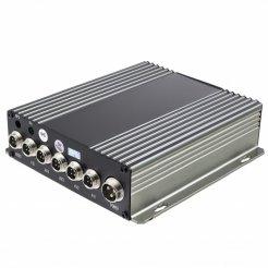 Ökonomischer 4CH AHD DVR ins Auto, 720p