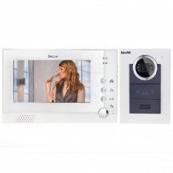 """Videozvonček Secutek VDP313+CAM-210 - 7"""" LCD; nočné videnie"""