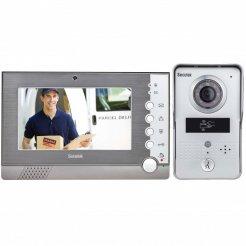 Videoklingel Secutek mit RFID Lesegerät CAM215A+VDP322