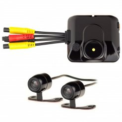 2 kanálová minikamera a rekordér do auta či motorky Secutek C6