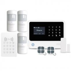 WiFi-s GSM riasztó - VÁLLALAT