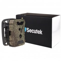 Full HD vadkamera Secutek SWL-2.6CM MMS-el - 12MP, IP54