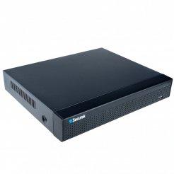 AHD DVR rekordér pre analógové kamery - 8CH, 2x4TB HDD, 720P