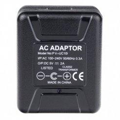 IP kamera v síťovém adaptéru Lawmate PV-UC10i (objektiv uvnitř adaptéru),FULL HD