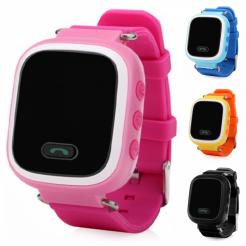 Detské hodinky s GPS lokátorom a možnosťou volania