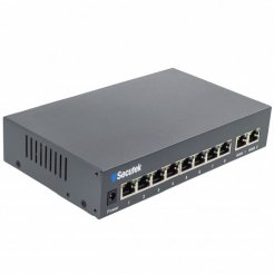 PoE switch Secutek SLG-RT812 10 port