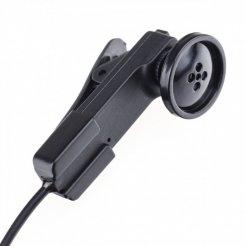 Minikamera v knoflíku MT-N4131 pro živé streamování