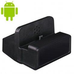 Širokouhlá dokovacia stanica s WiFi kamerou (Android)