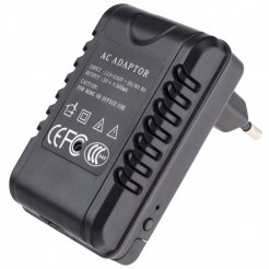 Hálózati adapterbe rejtett Full HD WiFi kamera Secutek SAH-IP008-2