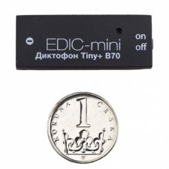 Mikrodiktafon EDIC-mini Tiny+ B70