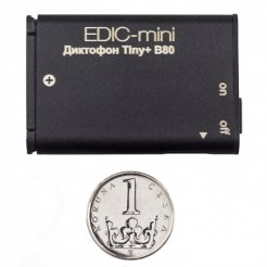 Mikrodiktafon EDIC-mini Tiny+ B80