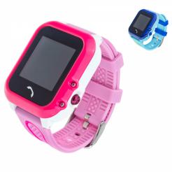 Kinder-Armbanduhr mit GPS Secutek SWX-GW400E