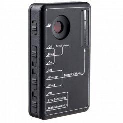 Detektor der Abhörungen und versteckten Kameras Lawmate RD-30
