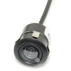 Širokoúhlá CCTV minikamera - 170°