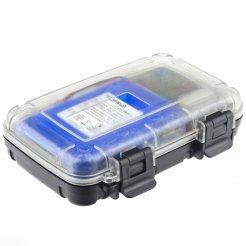 GPS Tracker EXCLUSIVE + externe Batterie für bis 120 Tage Betrieb + wasserdichte Box